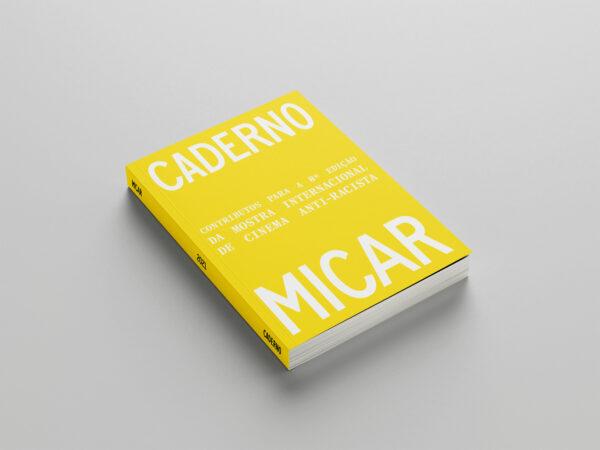 Capa Caderno MICAR 2021